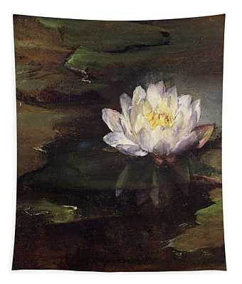 Water Lilly Tapestry