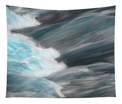 Water Rush Tapestry