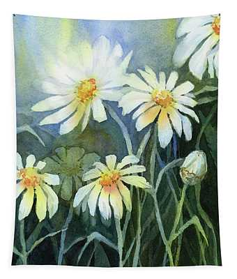 Daisies Flowers  Tapestry