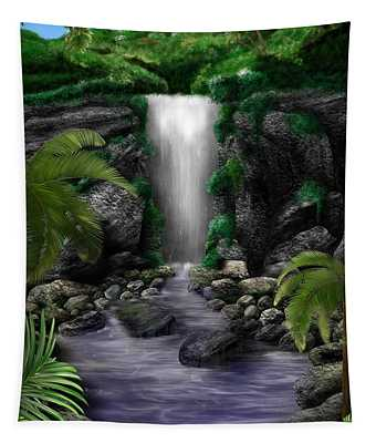 Waterfall Creek Tapestry