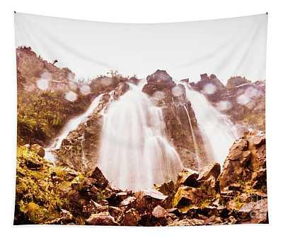 Waterfall Scenics  Tapestry
