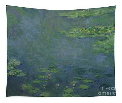 Waterlilies Tapestry