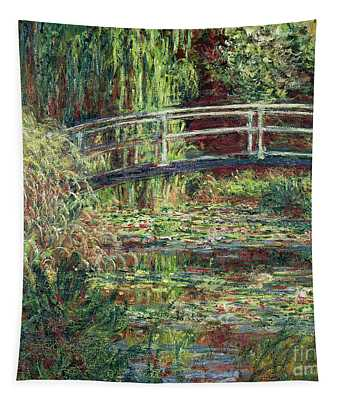 Waterlily Pond Tapestry