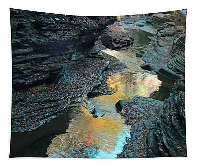 Watkins Glen Gorge  Tapestry