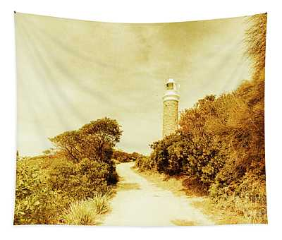 Wayback Beacon Tapestry