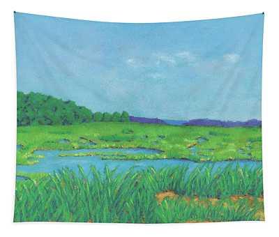 Wellfleet Wetlands Tapestry