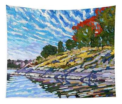 West Shore Tapestry