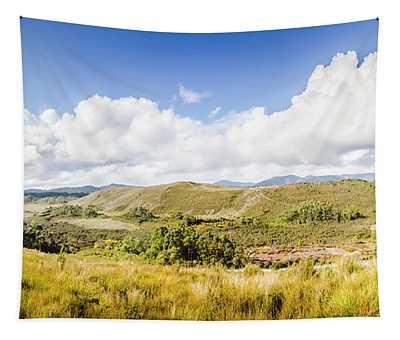 Western Tasmania Panorama Tapestry
