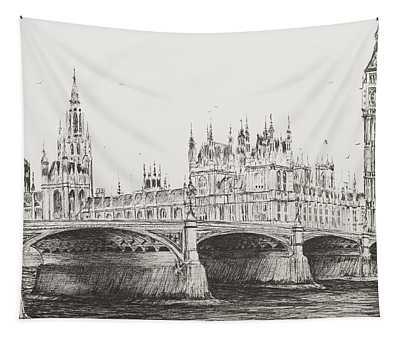 Westminster Bridge Tapestry