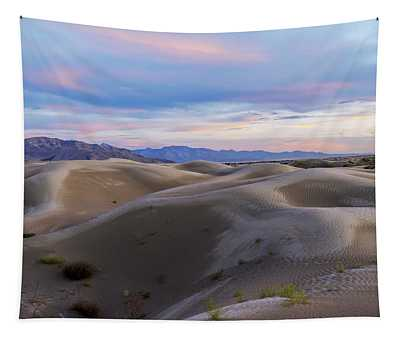 Wet Dunes Tapestry