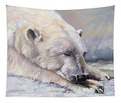 What Do Polar Bears Dream Of Tapestry