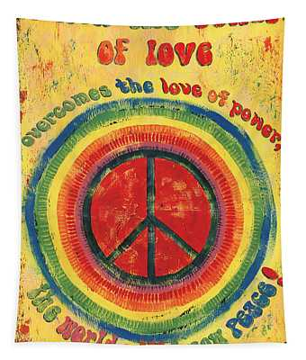 Peace Wall Tapestries