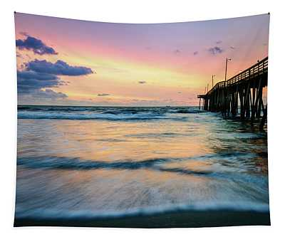 When The Tides Return Tapestry