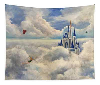 Where Dreams Come True Tapestry