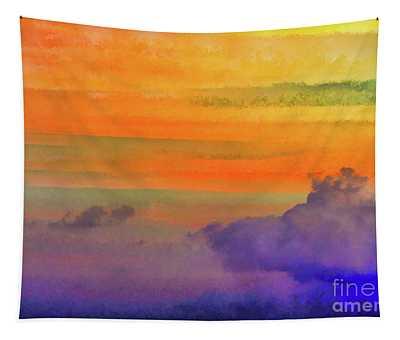 Where Rainbows Begin Tapestry