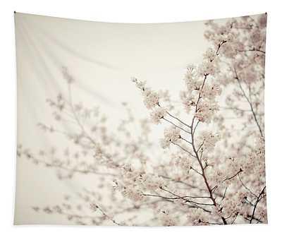 Whisper - Spring Blossoms - Central Park Tapestry