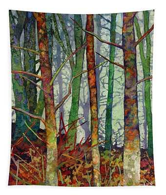 Whispering Forest Tapestry