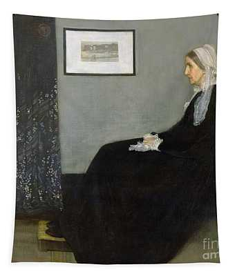 Whistlers Mother Tapestry