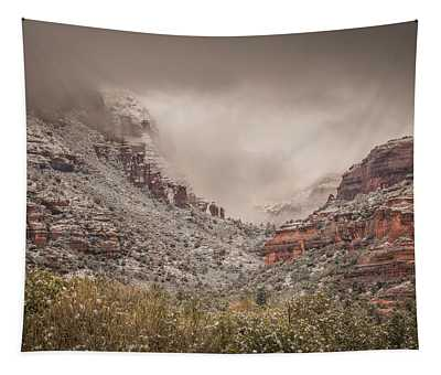 Boynton Canyon Arizona Tapestry