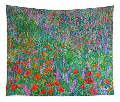 Wildflower Current Tapestry
