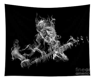 Willie - Up In Smoke Tapestry