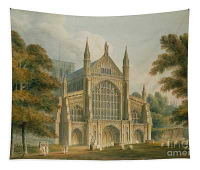 Winchester Cathedral Tapestry