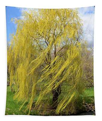 Wind In The Willow Tapestry