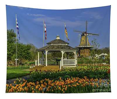 Windmill Island Gardens  Tapestry
