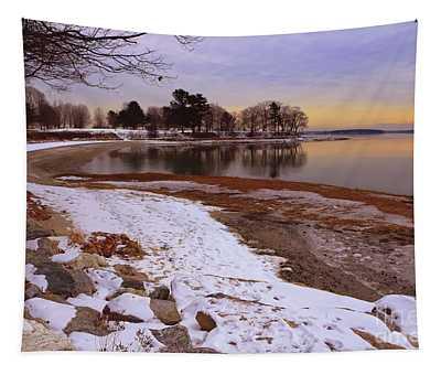Winslow Park Beach Tapestry