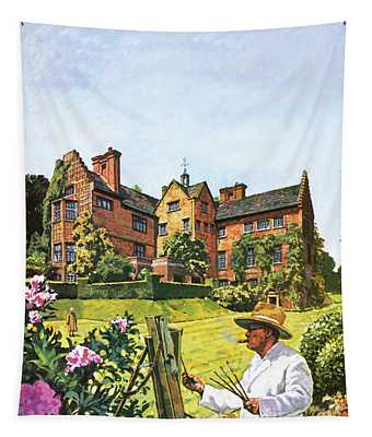 English Painters Paintings Wall Tapestries