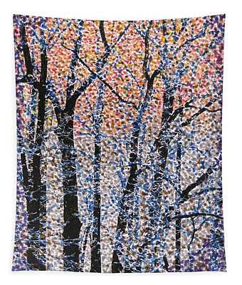 Winter Dawn  Tapestry
