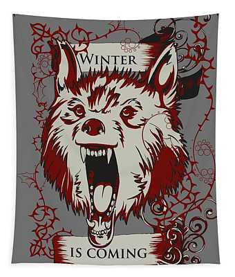 Winter Is Coming Tapestry