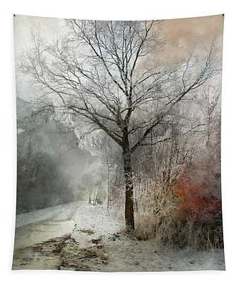 Winter Magic Tapestry