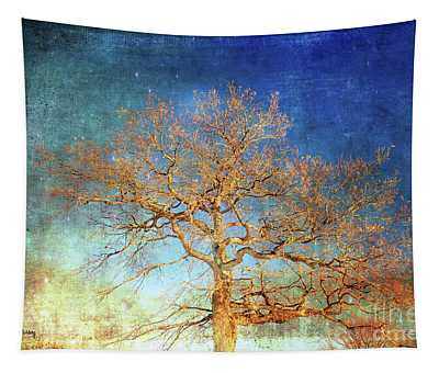 Winter Promise Tapestry
