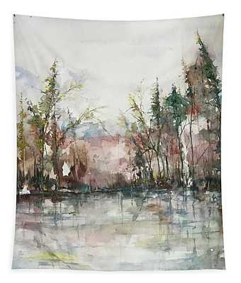 Winters  Dawn Series Tapestry