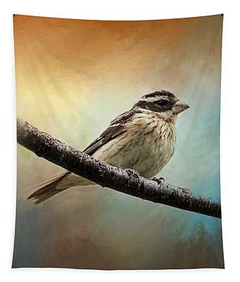 Wisconsin Songbird Tapestry