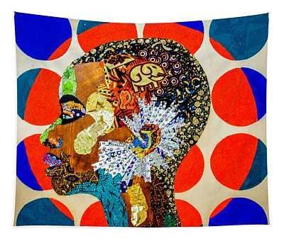 Without Question - Danai Gurira II Tapestry