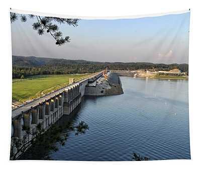Wolf Creek Dam Tapestry