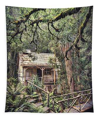 Woodland Mysteries Tapestry