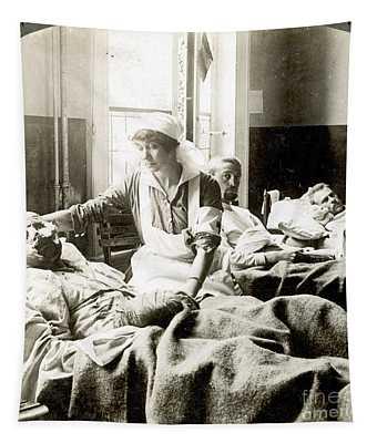 World War I: Nurse Tapestry
