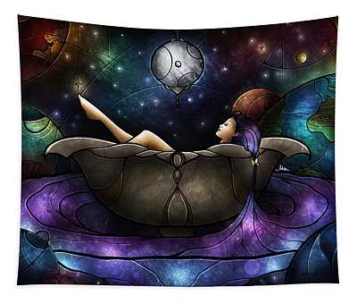 Worlds Away Tapestry