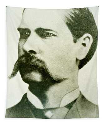Wyatt Earp Tapestry