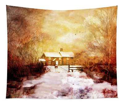 Ye Olde Inn Tapestry