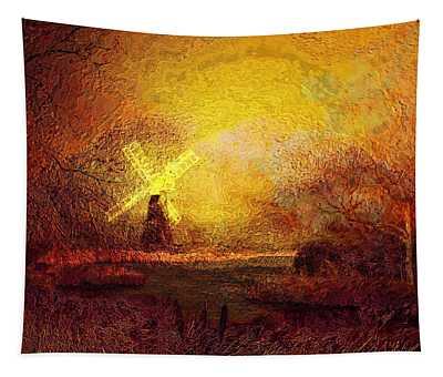 Ye Olde Mill Tapestry