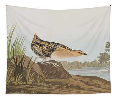 Yellow-breasted Rail Tapestry