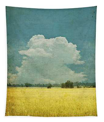 Cloud Photographs Wall Tapestries