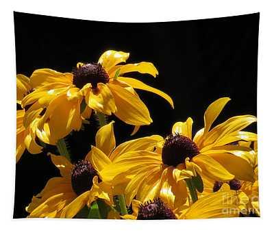 Yellow Flower 2 Tapestry