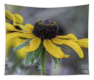 Yellow Flower 6 Tapestry