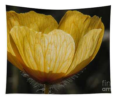 Yellow Flower 4 Tapestry