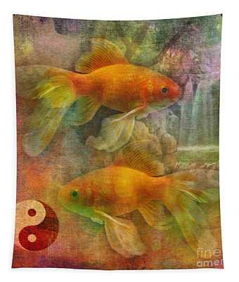 Yin Yang 2015 Tapestry